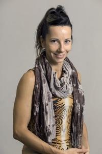 Isa, profesora de Pole Dance