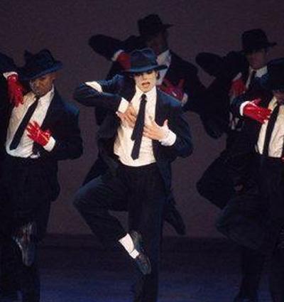 Taller de coreografía de musicales Michael Jackson Madrid