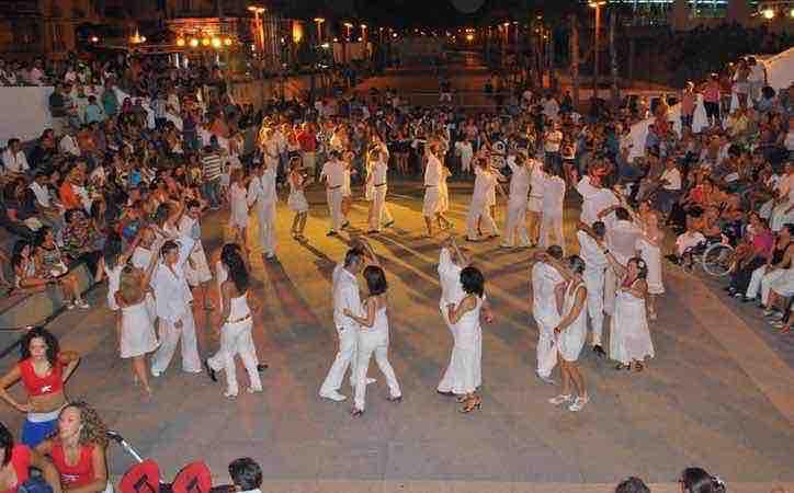 Clases de rueda Cubana en Madrid